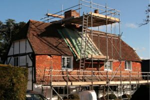 Residential Folkestone Scaffolding