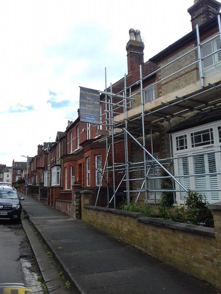 Folkestone Scaffolding Erection