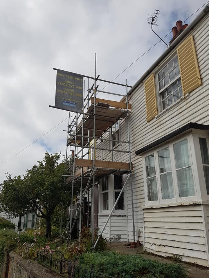 Scaffolding for Painters