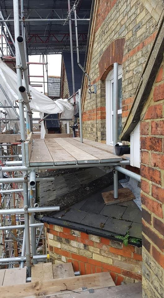 Residential Scaffolding Ashford