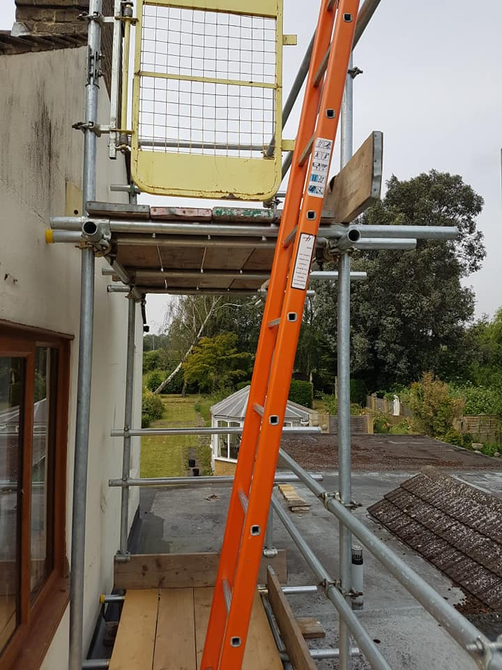 Access ladder